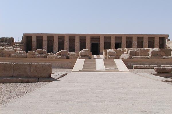 المعبد الجنائزي سيتي الأول