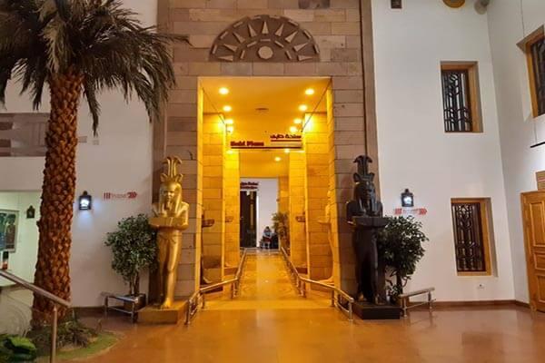 مواعيد متحف النيل بأسوان